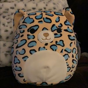NWT KellyToy Squishmallows Cheetah 8""